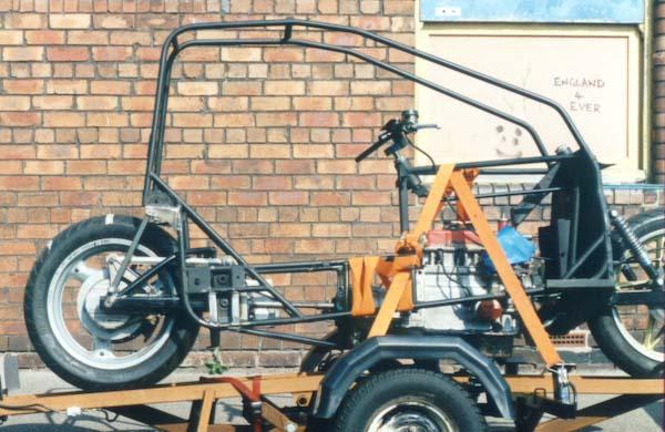 Motorcycle  Quasar Motorcycle